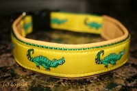 dogs-art Alligator 001 Easy Release Buckle
