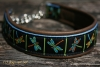 dogs-art Dragonfly Martingale Chain Collar 001