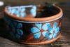 BIG-dog by dogs-art Easy Release Buckle Collar Flower 003