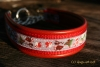 dogs-art Winter Feeling Martingale Chain Collar 001