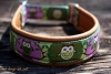 dogs-art Owl 001 Martingale Collar